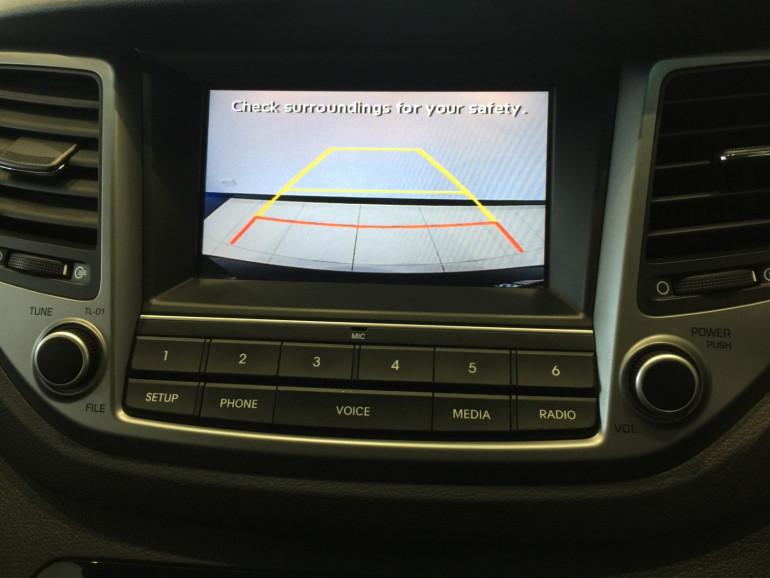 2017 Hyundai Tucson TL Active X Suv Image 7