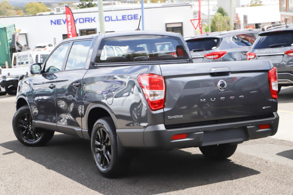 2020 MY20.5 SsangYong Musso Q200 Ultimate Utility Image 2