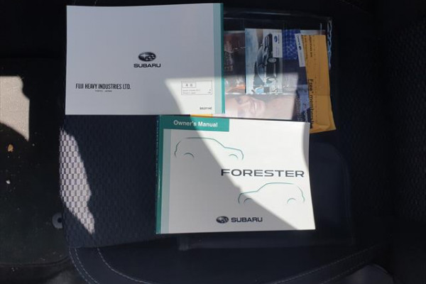 2014 Subaru Forester S4 2.5i Suv