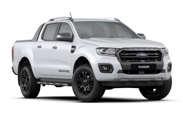 Ford Ranger 4x4 Wildtrak Double Cab Pick-up PX MkIII