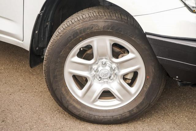 2010 MY09 Toyota RAV4 ACA38R  CV Wagon