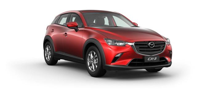 2021 MY0  Mazda CX-3 DK Maxx Sport Suv Mobile Image 6