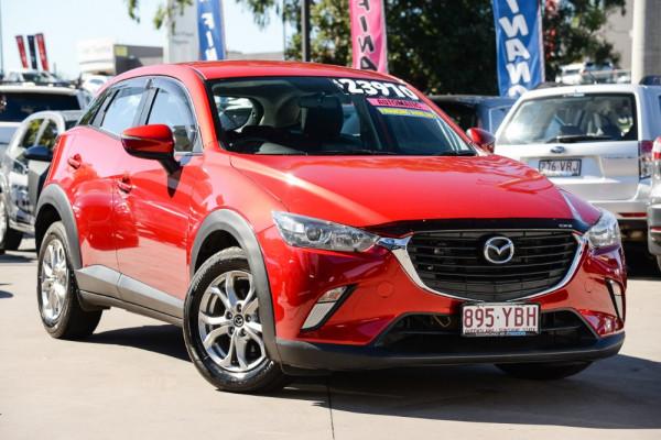 Mazda CX-3 sTouring DK4WSA