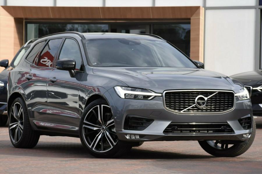 2019 Volvo XC60 UZ D5 R-Design Suv Mobile Image 1