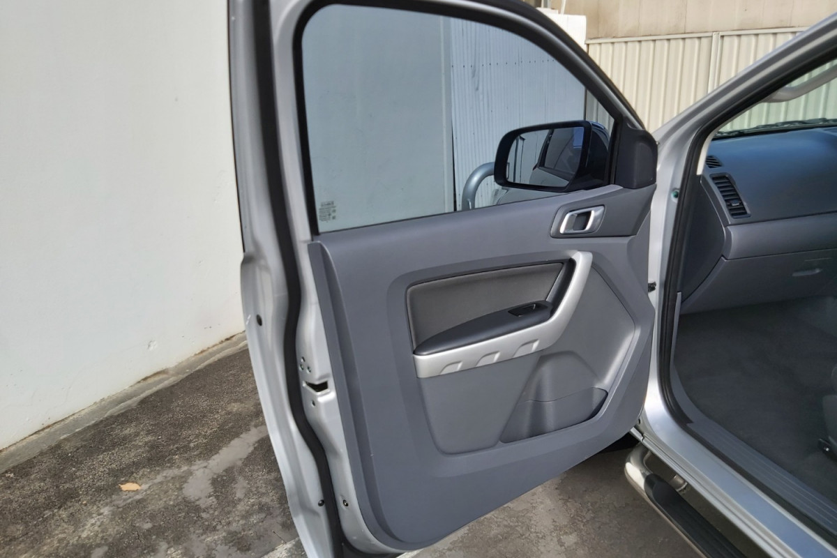 2014 Ford Ranger PX XLT Utility