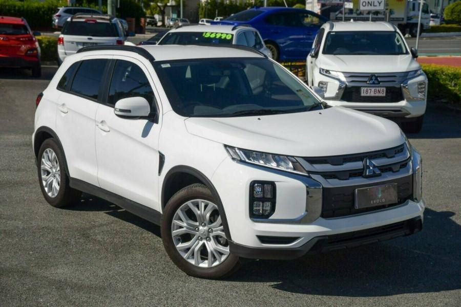 2020 MY21 Mitsubishi ASX XD MY21 LS 2WD Suv