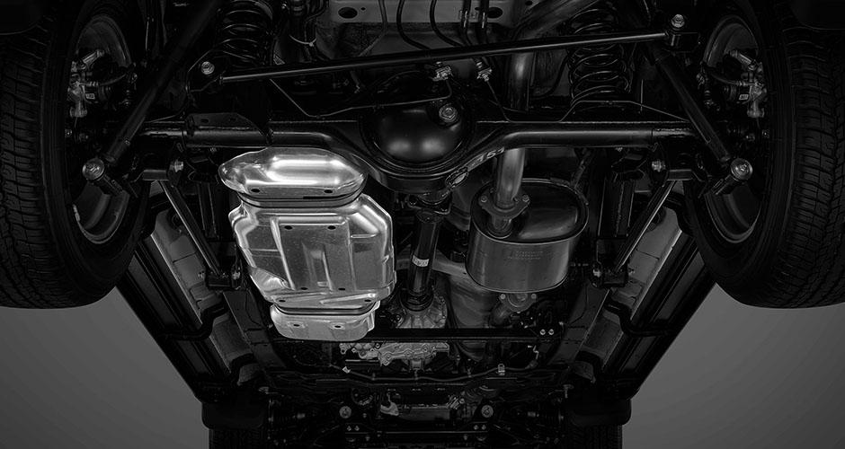 80 Litre Fuel Tank Image
