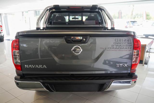 2019 Nissan Navara D23 Series 4 ST-X 4x2 Dual Cab Pickup Utility Image 2