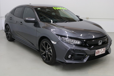2019 Honda Civic Hatch 10TH GEN MY20 RS Hatchback Image 4