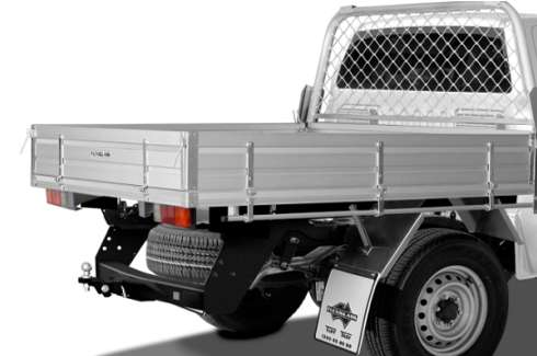 "<img src=""Towpack - Hi Rider Cab Chassis"