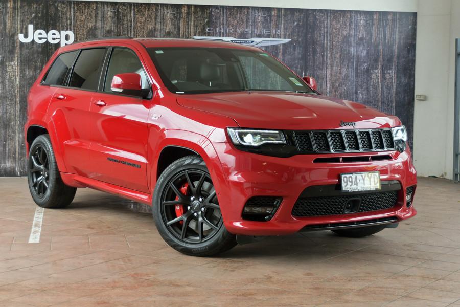2018 Jeep Grand Cherokee SRT WK SRT Wagon