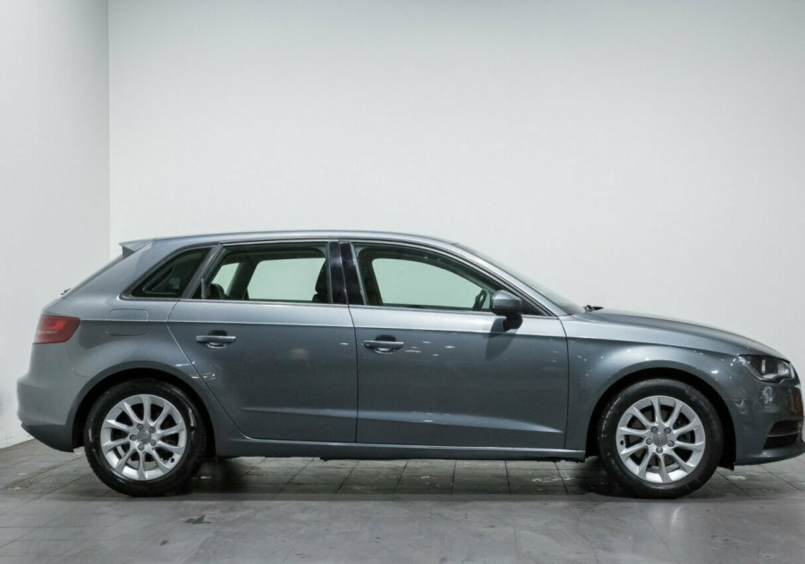 2013 Audi A3 8P MY13 Attraction Sportback S tronic Hatchback