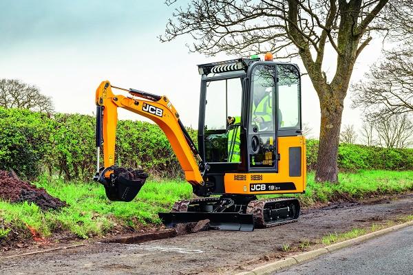 2021 JCB 19C-1 Mini Excavator (No Series) Image 4