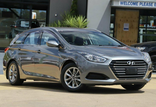 2015 Hyundai I40 VF2 Active Wagon