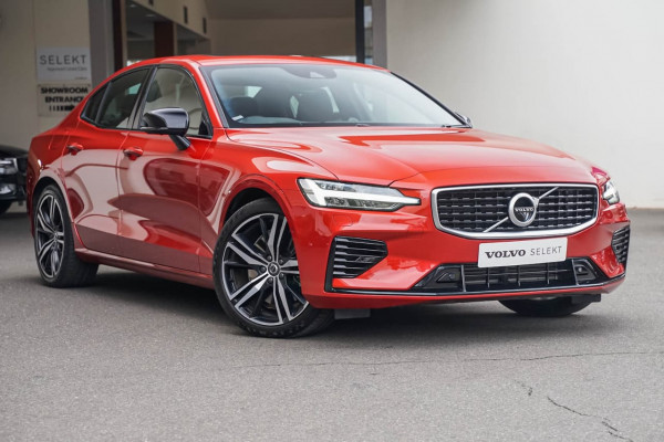 2019 Volvo S60 (No Series) MY20 T8 R-Design Sedan