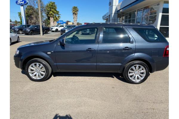 2010 Ford Territory Wagon Image 5