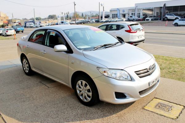 2008 Toyota Corolla ZRE152R Ascent Sedan Image 4