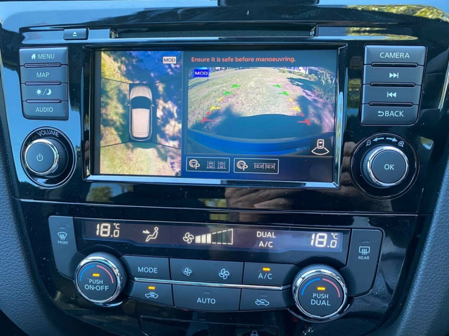 2020 MY0  Nissan QASHQAI J11 Series 3 Ti Suv Image 9