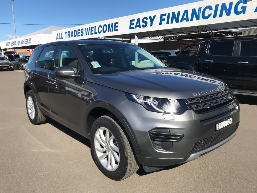 2018 MY19 Land Rover Discovery Sport L550 SD4 - SE Suv