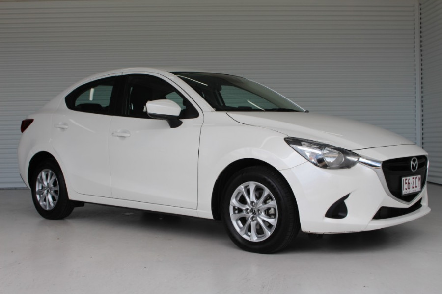 2017 Mazda 2 DL2SA6 NEO Sedan