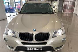 2014 MY13 BMW X3 F25 MY1213 xDrive20d Suv