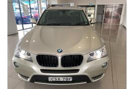 2014 MY13 BMW X3 F25 MY1213 xDrive20d Suv Image 2