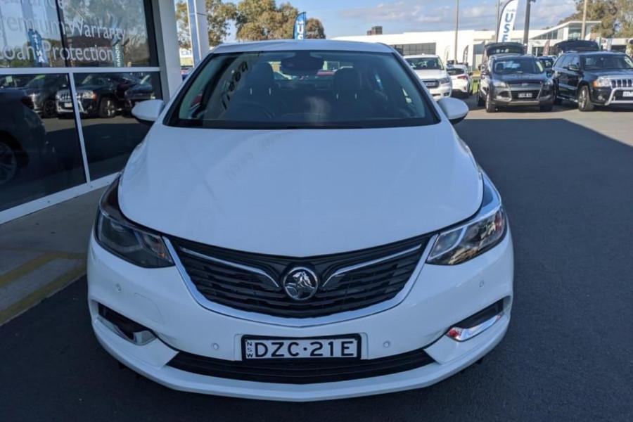 2018 Holden Astra BL LTZ Sedan