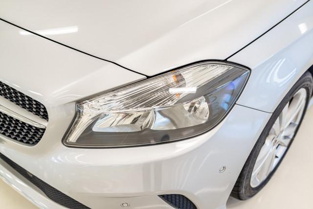 2018 MY58 Mercedes-Benz A-class W176 808+ A180 Hatchback Image 9
