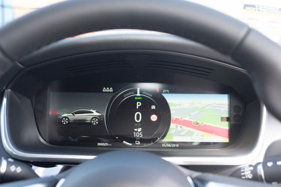 2019 MY20 Jaguar I-PACE X590 SE Hatchback Mobile Image 16