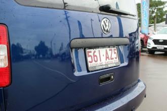 2010 Volkswagen Caddy 2K MY10 Wagon Life Maxi DSG Wagon Image 5