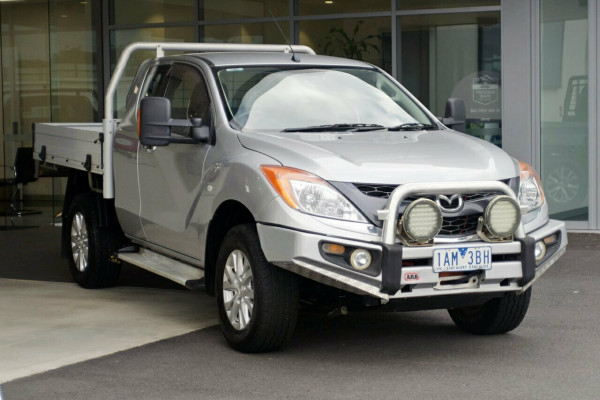 Mazda BT-50 XTR UP0YF1