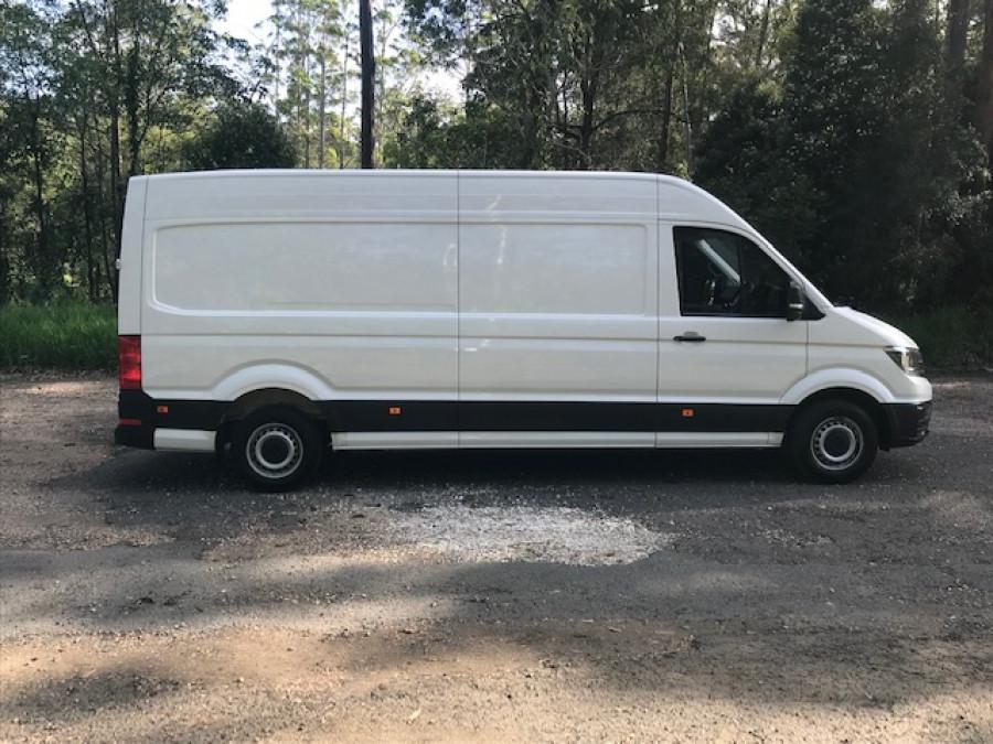 2018 All Crafter Van VOLKSWAGEN Van Image 19