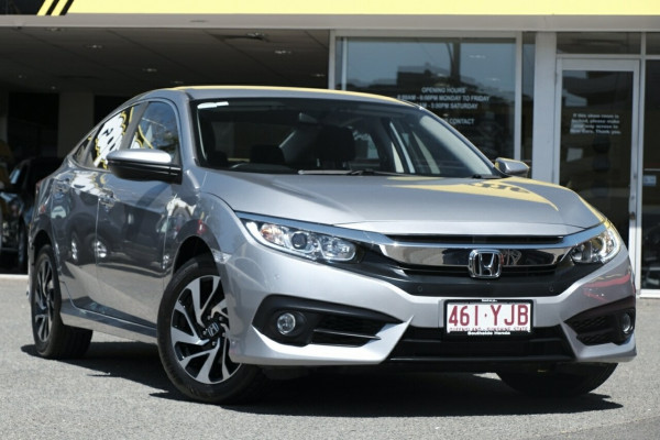Honda Civic VTi-S 10th Gen MY16