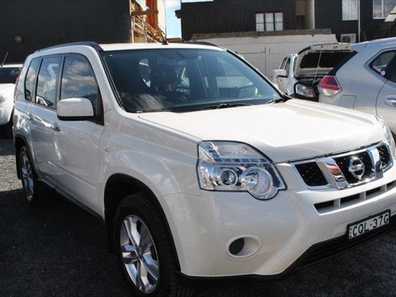 2013 Nissan X-Trail T31 Series V ST Wagon