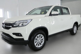 2019 MY20 SsangYong Musso XLV ELX Utility Image 3