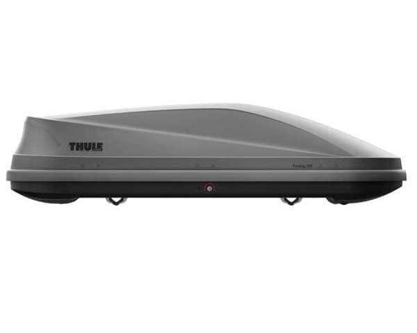 Carrier Pod Touring 200 - silver aeroskin (THULE)