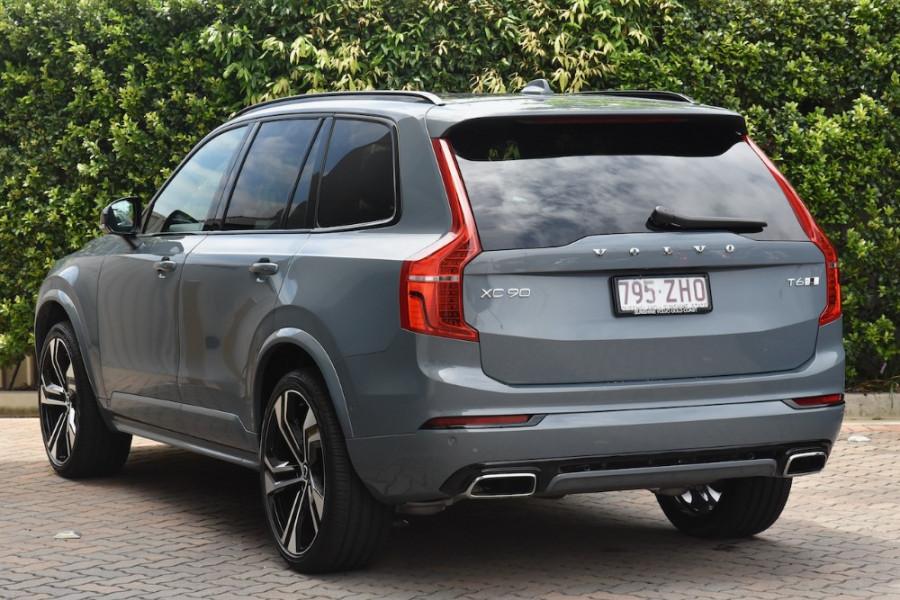 2019 MY20 Volvo XC90 T6 R-Design 2.0L T/P 246kW 8AT Suv