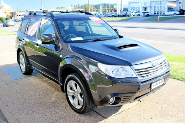 2009 MY10 Subaru Forester S3  XT Suv Image 4