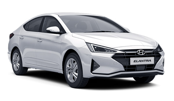 2019 MY20 Hyundai Elantra AD.2 Active Sedan