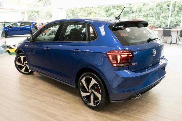 2020 Volkswagen Polo AW GTI Hatch Image 2