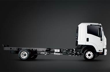 F Series 10,700KG - 14,000KG GVM economical 4 cylinder power