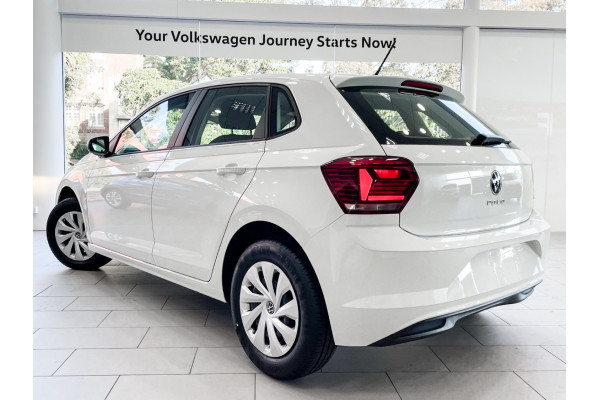 2021 Volkswagen Polo AW Trendline Hatch Image 2