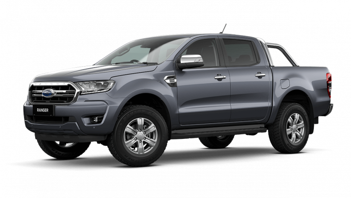 2021 Ford Ranger 4X4 PU XLT DOUBLE 3.2L T Utility Image 8