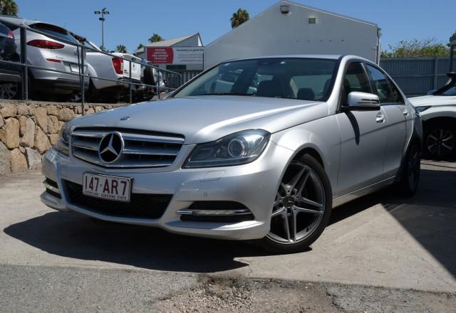 2012 Mercedes-Benz C-class W204 MY12 C200 BlueEFFICIENCY Sedan