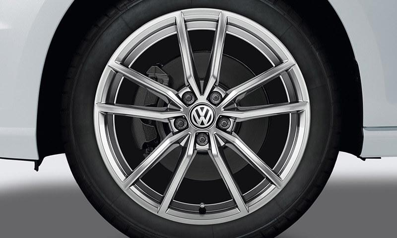 """18"""" Silver pretoria alloy wheel"""