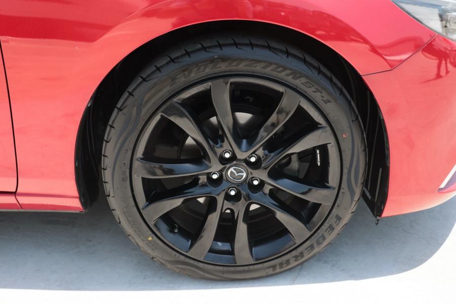 2016 Mazda 6 GJ1032 GT Sedan Image 6