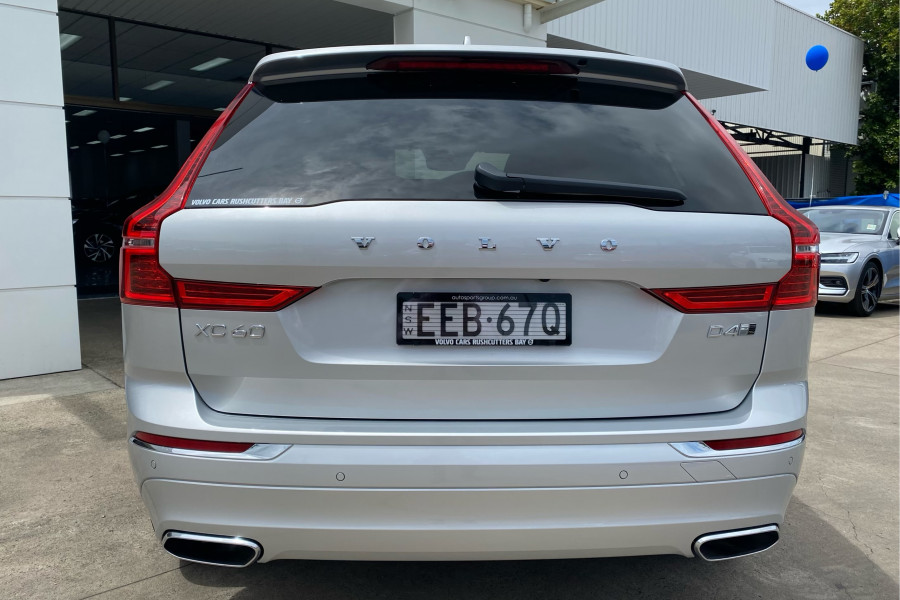 2020 Volvo XC60 UZ D4 Inscription Suv Mobile Image 12