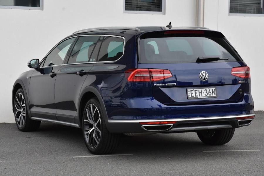2018 Volkswagen Passat 3C (B8) MY18 Alltrack Wagon