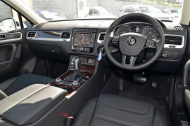 2017 MY18 Volkswagen Touareg 7P V6 TDI Wagon
