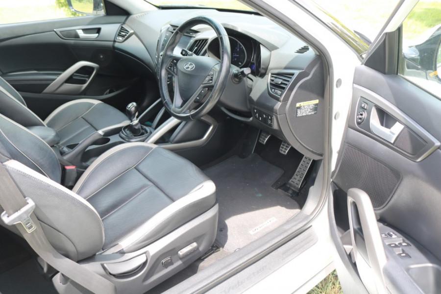 2013 Hyundai Veloster FS2 SR Hatchback